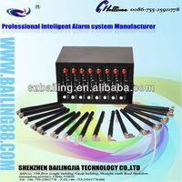 Sending bulks SMS mms 8 port gsm modem pool Cinterion MC37I Module
