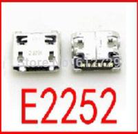 50pcs/lot Micro USB Charging Port Connector for Samsung I9070   E2252 S6352 i9050