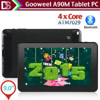 GOOWEEL 9inch ATM7029B Quad core tablet pc Android 4.4 8GB HDMI WIFI Dual camera Bluetooth OTG