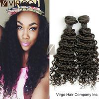 Brazilian Curly Virgin Hair 4Pcs lot Unprocessed Virgin Brazilian Hair vip beauty Natural Black Human Hair Extensions Bundles