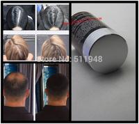 1Pcs/lot Keratin Fiber Thicker Hair Building Thinning loss Men Women Restore Conceal Refill Natural 25g Black/DarkBrown Y26
