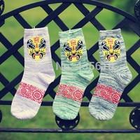 1pair=Brand  Cotton socks Men socks Candy colors Sport Weed Women basketball Sock Winter free shipping