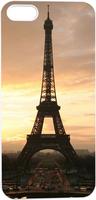 Wonderful View Of Eiffel Tower Paris Hard Unique Designer Slim case for apple iphone 5 5S 5G