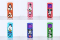 2015 Hot Lovely Cartoon Graffiti Mickey Minnie Mouse Stand Flip Leather Case Cover For Samsung Galaxy Note 4 N9100 With Stand