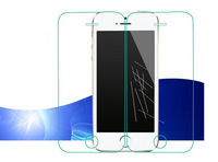 10pc explosion proof tempered glass screen protector for iphone5 5s 0.26mm protection film and retail package