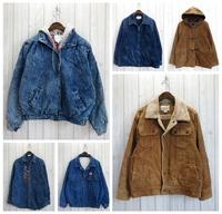 Vintage vintage fashion vintage HARAJUKU bf motorcycle denim corduroy denim outerwear 5d