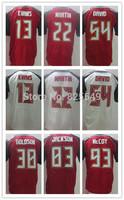 Cheap Tampa Bay Mike Evans,Doug Martin,Lavonte David,Dashon Goldson,Vincent Jackson,Gerald McCoy Stitched Football Jerseys