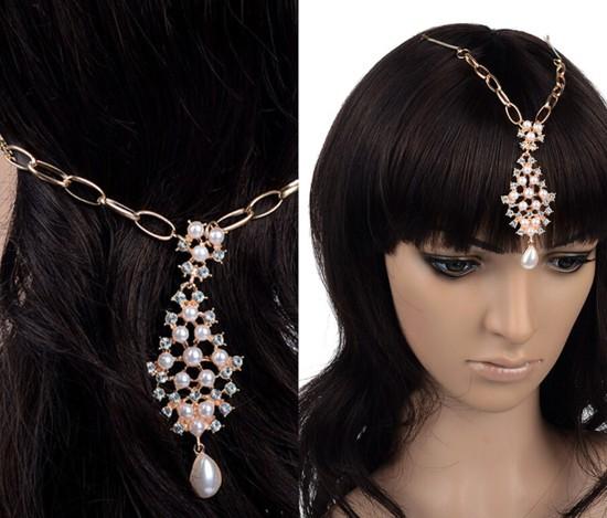 Indian Head Jewelry Name Tikka Indian Head Jewelry