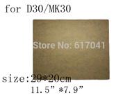 black super mini reflective reflected Photography board for D30 / MK30 Mini Kit Photo Studio led photo Light Box Softbox