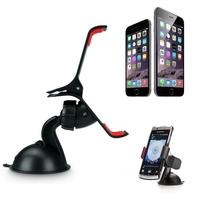 celular ! suporte para celular Universal  Car Windshield Mount Stand Holder For iPhone 6 Samsung GPS suporte celular carro