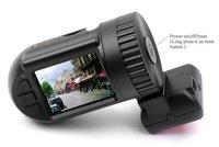 New 2014 mini 0801 Car camera DVR original Ambarella A2S60 Video Recorder Full HD GPS 1.5'' LCD