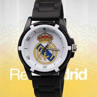 Hot Sale Madrid fans souvenirs sports men's watch fashion silicone band quartz watch men casual wristwatches relogio masculino
