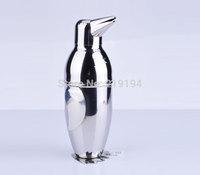 Stainless steel penguin shakers Cocktail Shaker BottleShake