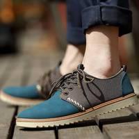Men Shoes Big Size Shoe European Style Large Casual Shoes size 39-44