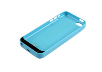 External Battery Backup Charger Case Pack Power Bank for iPhone 5 5S 2200mah