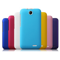 Free Shipping! Colorful Rubber Matte Hard Back Case for HTC Desire 310 High Quality Frosted Protect Back Cover, HCC-102