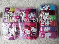 Girls Children Briefs Underwear Cartoon Kitty Style Girls Favorite Very Beautiful And Comfortable For Any Season Cotton