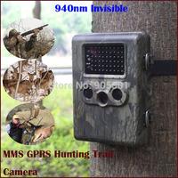 12MP HD IR Wildlife GPRS/MMS Hunting Trail Camera Security Camera Recorder + 2000mah Lion Battery Suntek HT-002LIM