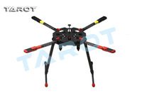 Tarot X4 4 rotor quadcopter TL4X001 with Electric Retractable Landing Gear tracking shipping