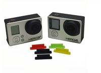 10pcs/lot Gopro Dustproof Plug for the LCD Interface of GoPro Hero 4/3+/3/2/1 GP220