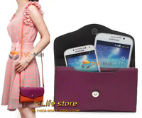 Strap Hand Bag Lady Shopping Case Mobile Phone Leather Case Cell Phone Pouch For  Microsoft Lumia 535 Dual Sim Nokia 1090 1089