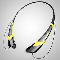 Free DHL HBS-760 Bluetooth Headset for LG Tone  Wireless Mobile Phone Headphone Earpod Sport Bluetooth Earphone