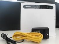 Unlocked Huawei B593s-22 4G LTE CPE FDD TDD 150MbpsWith Sim Card Slot Wireless WIFI Router 2 External Antennas PK Vodafone B3000