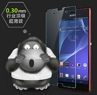 2.5D Round Explosion-Proof Premium Tempered Glass Screen Protector Film for Sony Xperia T3