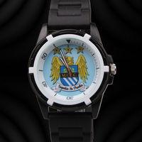 Premier League Club Watch soccer Fan Souvenirs fashion men watch relogio masculino casual dress men sports quartz watch Textured