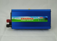 High-performance CPU 500w off grid pure sine wave inverter for solar system