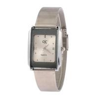 Fashionable Unisex Luxury Stainless Steel Bracelets Watch Noble Women Leisure Fashion Watches Quartz Watch