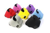 NEOpine Protective Waterproof Soft Case Bag Pouch Perfect For Sony NEX5 NEX5T NEX5R NEX5N 18-55mm lens