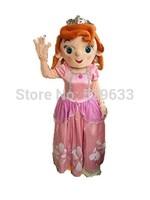 sofia princess mascot costume custom fancy costume anime cosplay mascotte theme fancy dress carnival costume
