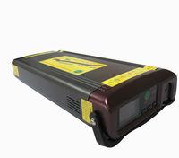 Lithium portable power supply AD/DC output power source for emergency 220V/110V 12V/5V power bank or backup power station