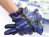 FreeShip by DHL/Fedex 180pairs Winter Waterproof Snowboard Gloves Warm Fashion Joint Skiing Glove For Women Men Ski Gloves