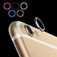 Brand New Aluminum Back Camera Len Protector Metal Ring For iPhone 6 4.7'' Inch
