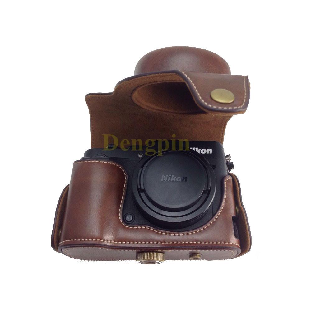 Сумка для видеокамеры Dengpin PU Nikon COOLPIX P7700 P7800 m For Nikon COOLPIX P7700 P7800 сумка для фотокамеры other nikon p7000 p7100 p7700 p7800