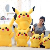 "30cm Pikachu Plush Toys High Quality 8.3"" Very Cute Pokemon Plush Toys For Children's Gift"