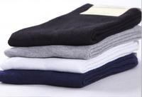 2014 newHOT 100% Cotton classic business brand man socks sports socks,Basketball socks, men's socks spring 5pairs=1lot