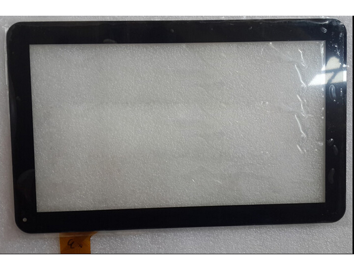 New Replacement 10 1 Inch Touch Screen Digitizer Touch Screen Panel For YCF0464 A YCF0464 Color