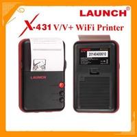 Original Launch X431 V/V+/X431 Pro Mini Printer X431 Pro With WiFi Function DHL Free Shipping