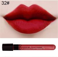 Vintage Retro Hot Dark Red Lip Stick Party Night Club Make Up Red Lipsticks Lip Gloss 4.4g Lip Stick Free Shipping