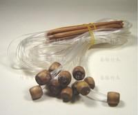 NEW FASHION 12 Sizes Afghan Tunisia Bamboo Crochet Needle Carpet Crochet Hooks 120cm