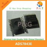 ADS7843E 7843E IC TOUCH SCRN CONTROLLER 16SSOP