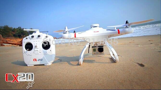 Детский вертолет на радиоуправление Cheerson CX20 2,4 RC 4/auto FPV RTF & GPS CX-20 радиоуправляемый инверторный квадрокоптер mjx x904 rtf 2 4g x904 mjx