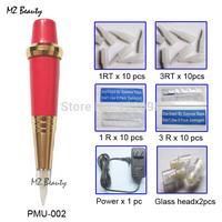 wholesale pmu pen making kits comes with R1,R3 Needles Permanent Makeup Tattoo pen
