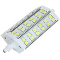 R7S LED 8W SMD5050 led r7s 78mm 118mm bulb light halogen Lamps floodlight