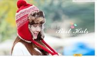 Han edition 2015 winter fashion hat, lei feng outdoor leisure warm wool hat
