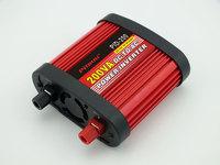 Reliable Low Power 200 VA Car Power Converter  12 DC TO 220AC Wholesale Retail