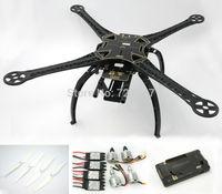 FPV S500 SK500 Carbon Fiber Upgrade F550 Quadcopter W/ APM2.6 Flight Controller 2212 920KV Motor 30A Simonk ESC